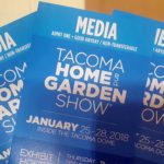 Media passes from the Tacoma Home and Garden show