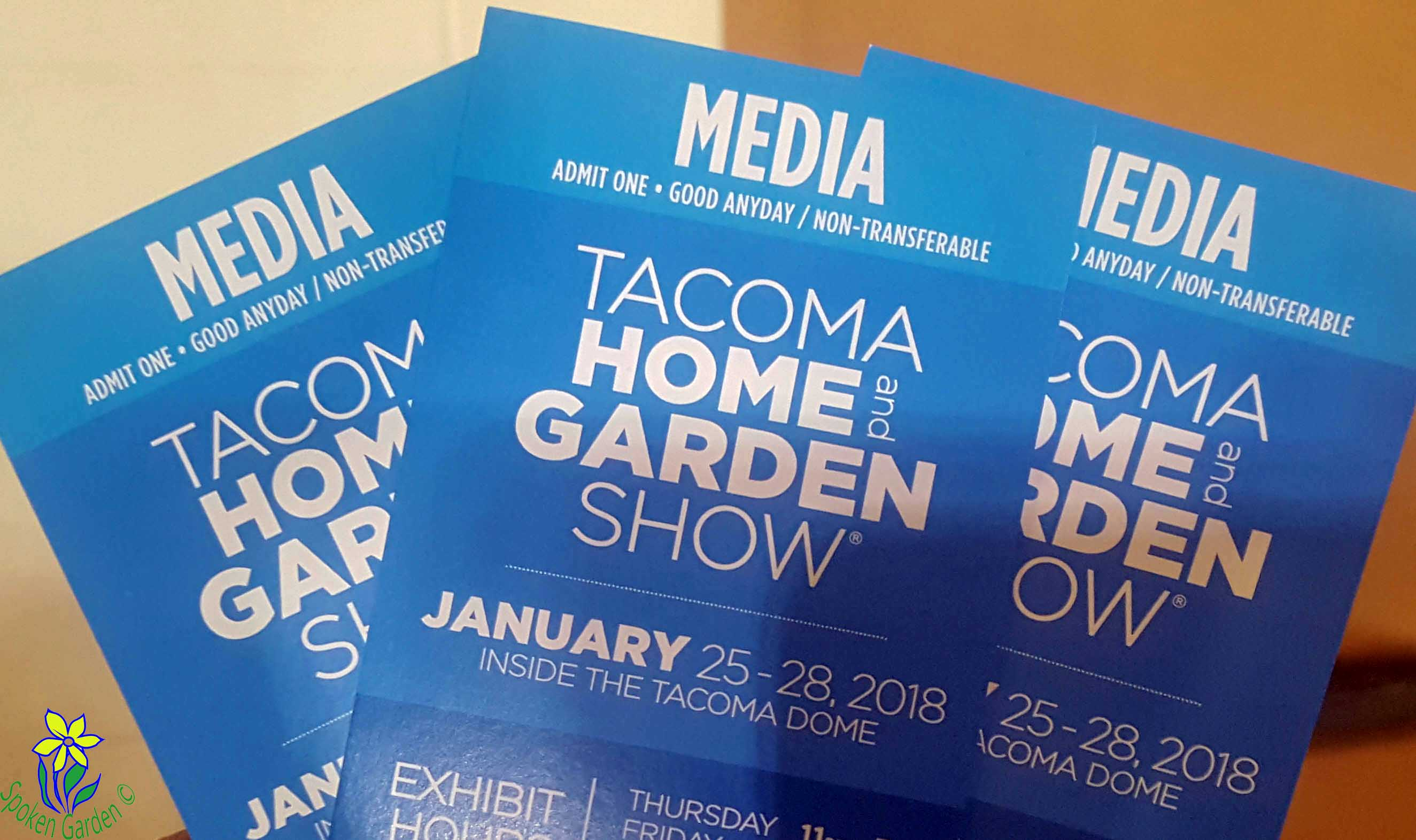 Bonus Ep1 Interviews from the Tacoma Home and Garden Show January 2018