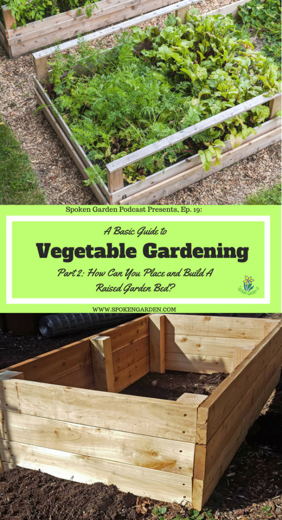 Do you want to build your very own raised garden bed in time for summer planting? You still have time. Todayon Ep 19, we teach you how to build an easy, DIY raised garden bed with tips and tricks on where to place it, how to build it, which soil to use, how to plant your crops, and some basic maintenance advice.