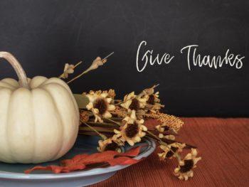 Ep. 8: Spoken Garden's Thanksgiving Special!