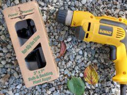 Surprisingly Easy Bulb Planting Tools – DIY Garden Minute Ep. 113