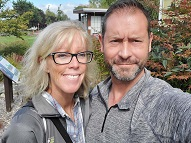 Sean and Allison from Spoken Garden - podcast interview with Allison