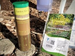 Determine Your Garden's Soil Texture Quickly and Easily With This Kit